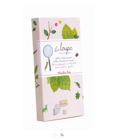 LA LOUPE / LE JARDIN DU MOULIN / LUPE von Moulin Roty - 1