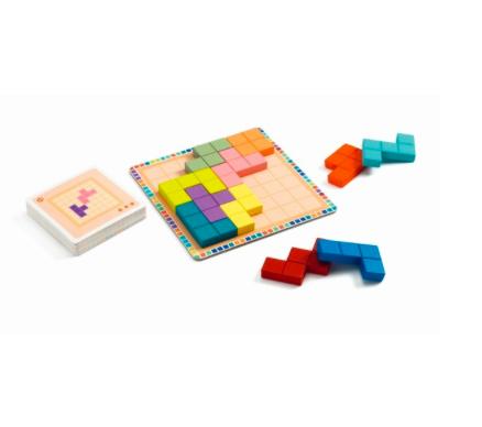Knobel-Spiel Polyssimo von Djeco 2