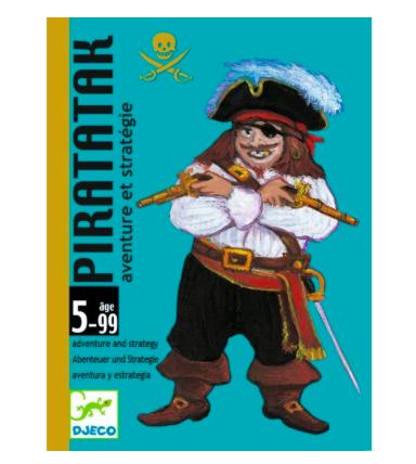 Kartenspiel Piratatak von Djeco