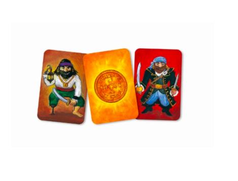 Kartenspiel Piratatak von Djeco 2