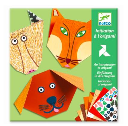 Origami Tiere von Djeco