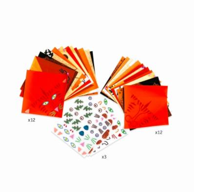 Origami Tiere von Djeco 2