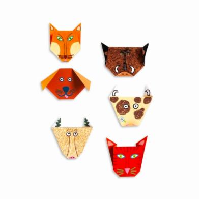 Origami Tiere von Djeco 3