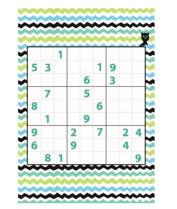 Mini Logix Sudoku von Djeco 4