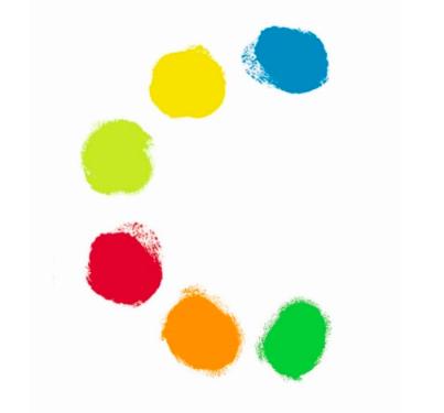 Fingerfarbe von Djeco 2