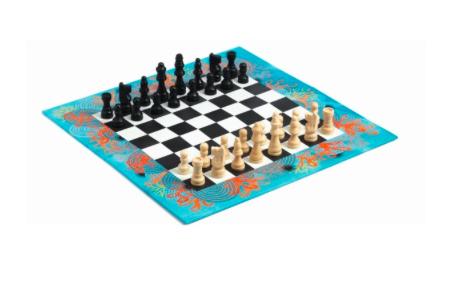 Klassische Spiele: Schach von Djeco 2