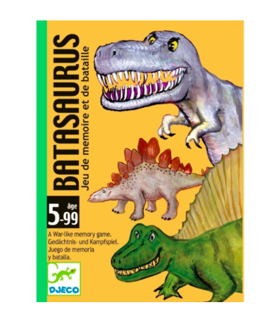 Kartenspiel Batasaurus von Djeco