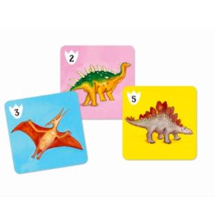 Kartenspiel Batasaurus von Djeco 2
