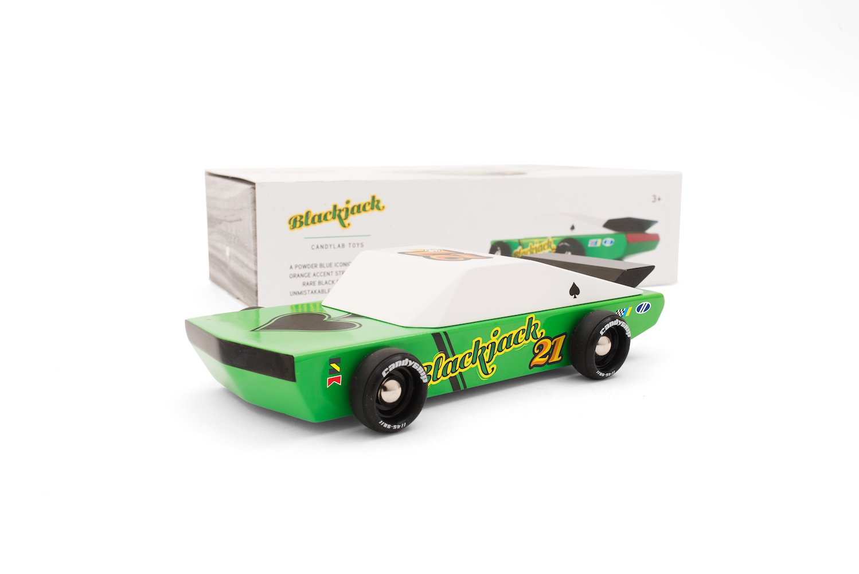Candylab BLACKJACK CAR von Candylab Toys - 1