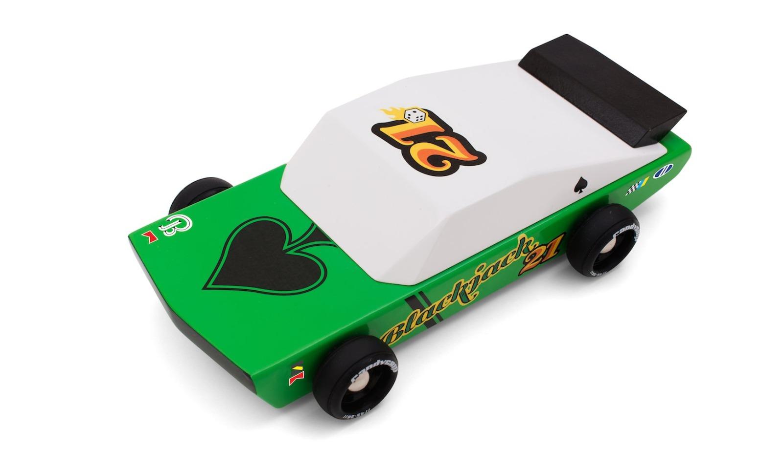 Candylab BLACKJACK CAR von Candylab Toys