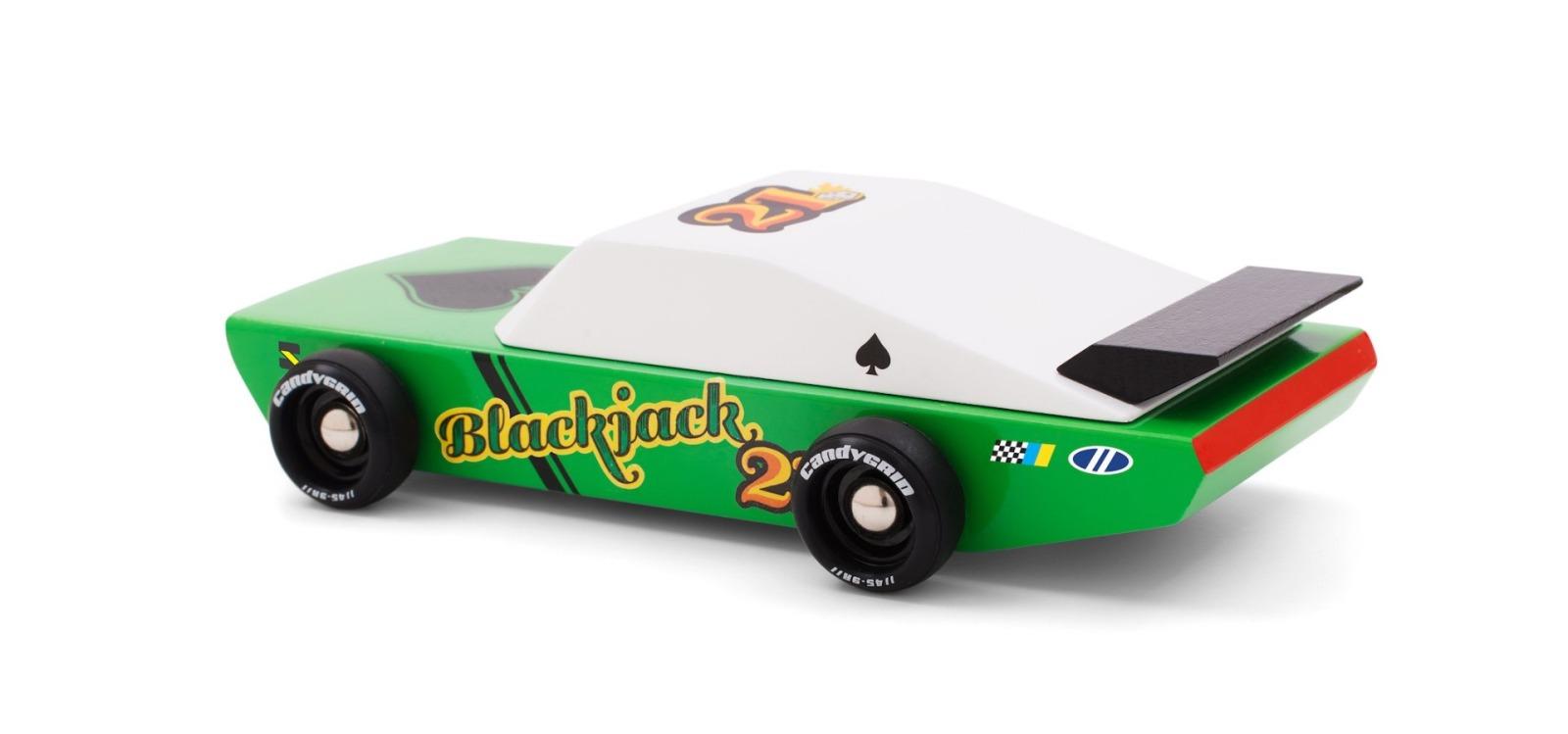 Candylab BLACKJACK CAR von Candylab Toys - 2