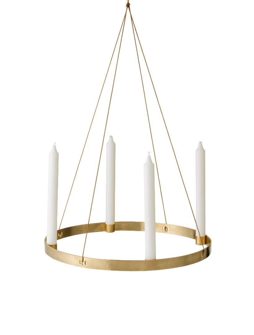 Adventskanz Candle Holder Circle Large von - 1