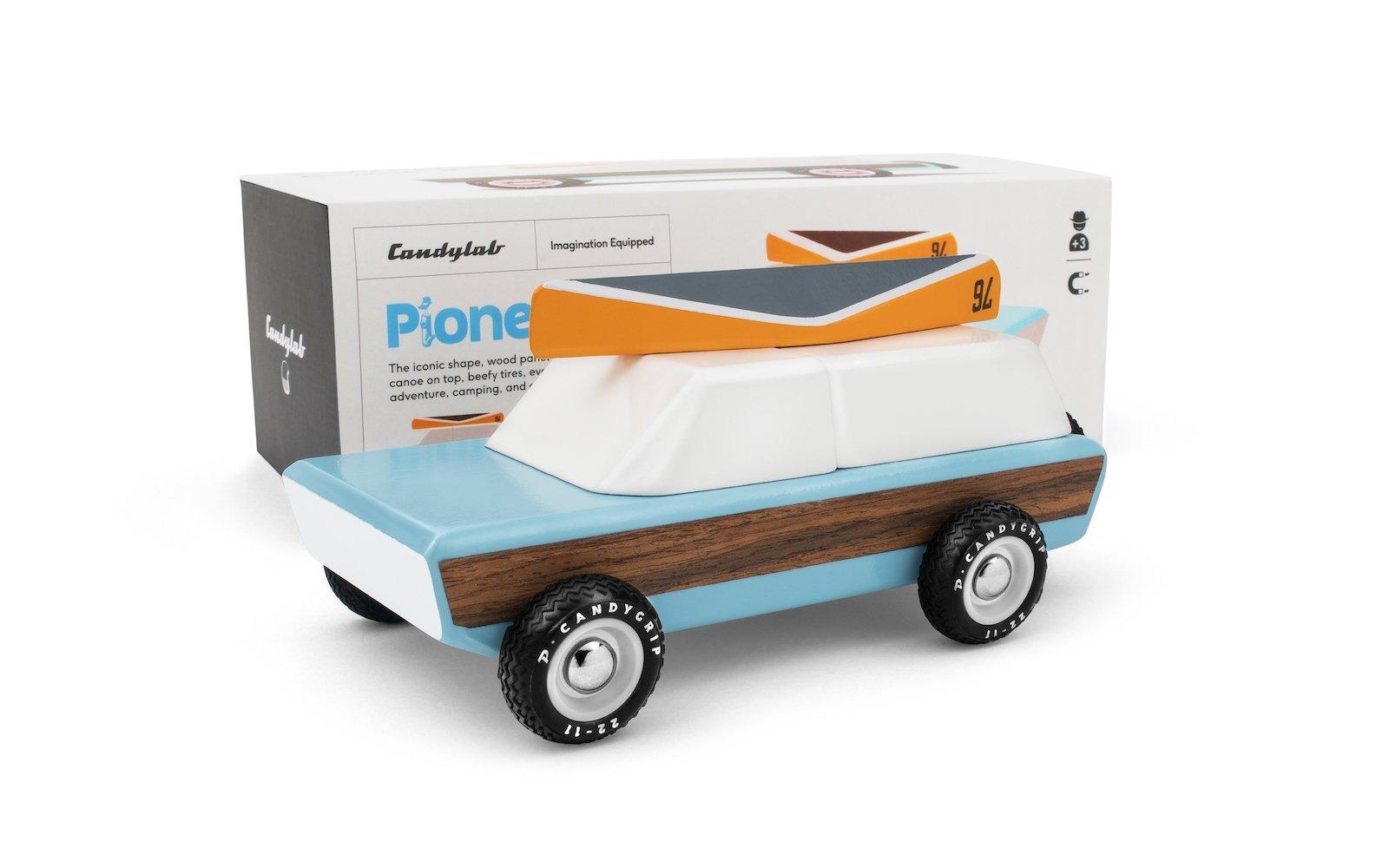 Candylab PIONEER CAR von Candylab Toys - 1