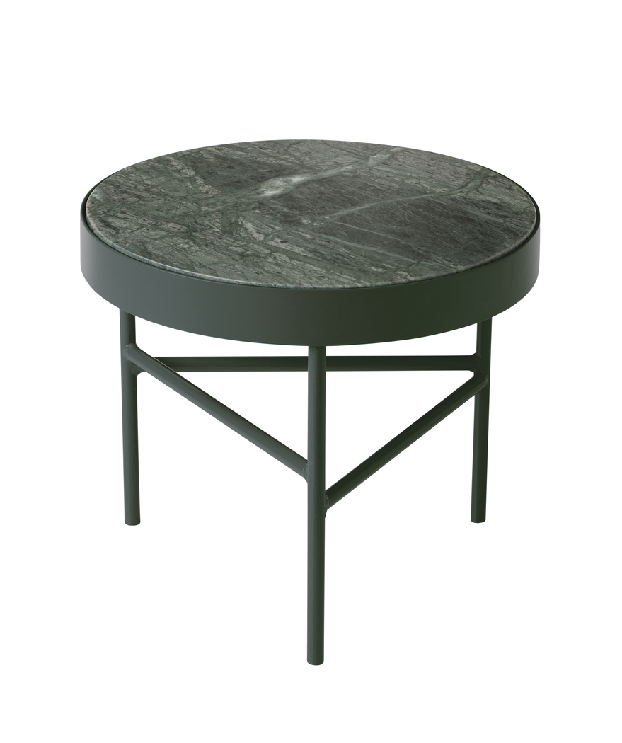 Ferm Living Marble Table Green small - 1