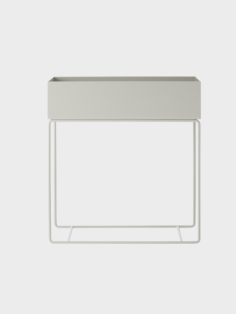 PLANTBOX LIGHT GREY ferm LIVING