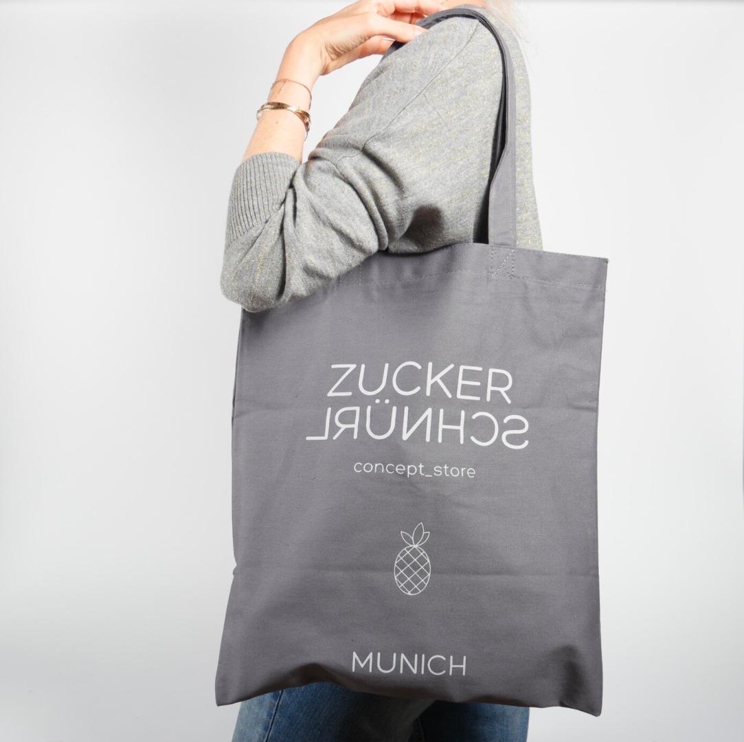Cotton Bag ZUCKERSCHNÜRL - GEMEINSAM KINDERN EINE CHANCE GEBEN - 4
