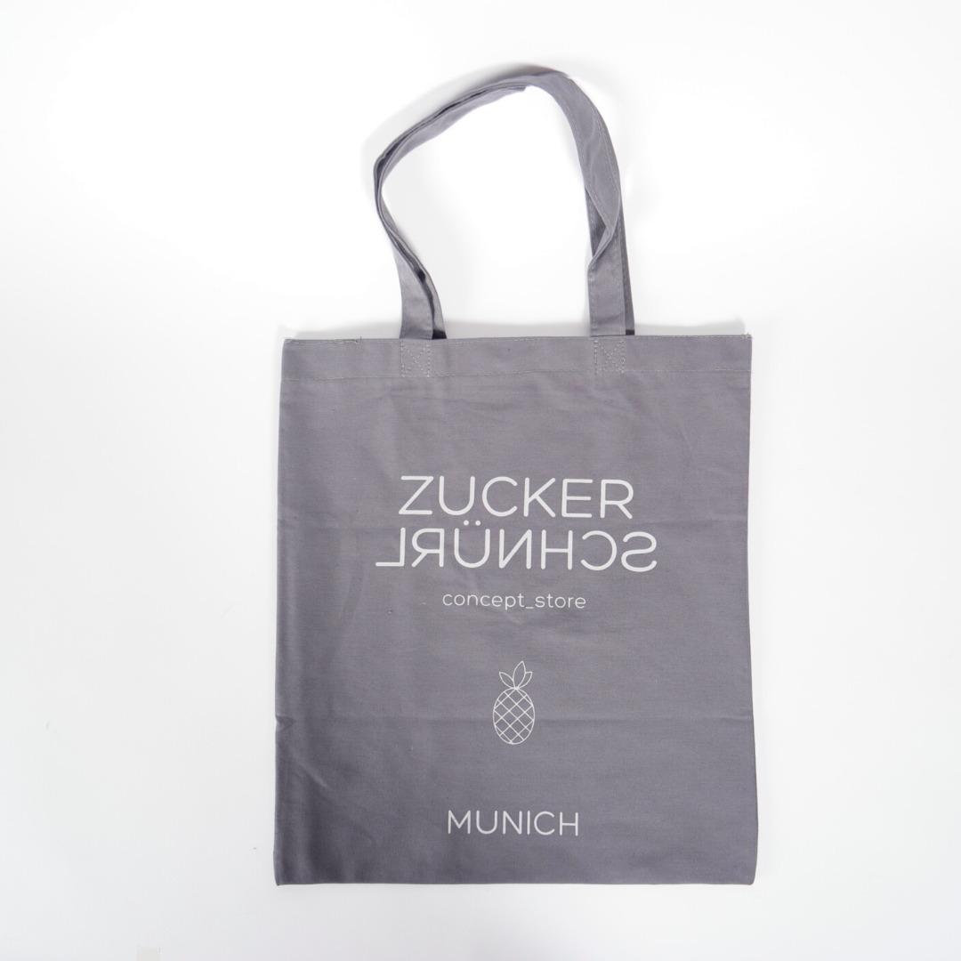 Cotton Bag ZUCKERSCHNÜRL GEMEINSAM KINDERN EINE - 3