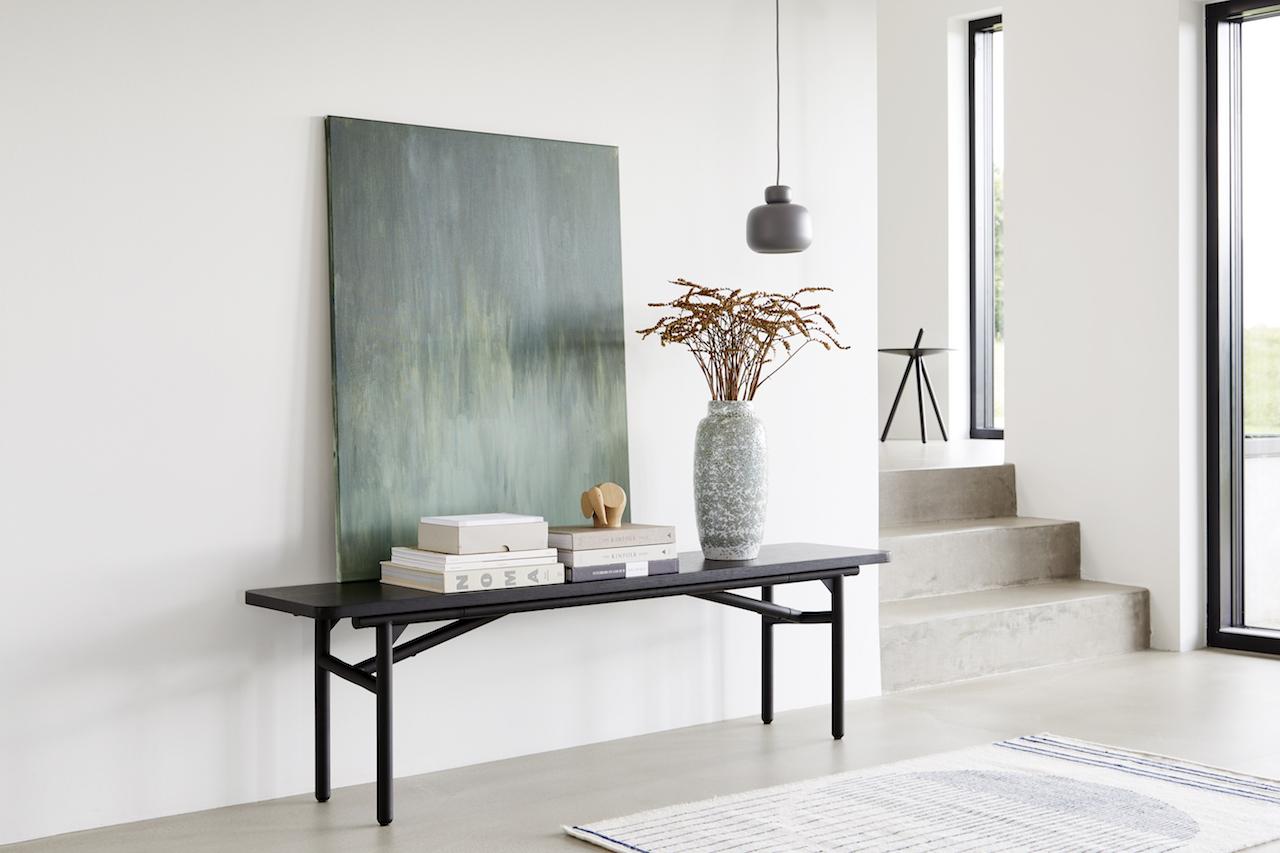 PENDELLEUCHTE STONE PENDANT SMALL - grey von WOUD Design - 3