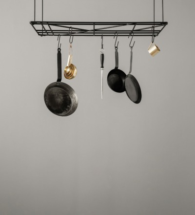 SQUARE RACK METALLGITTER - FERM LIVING
