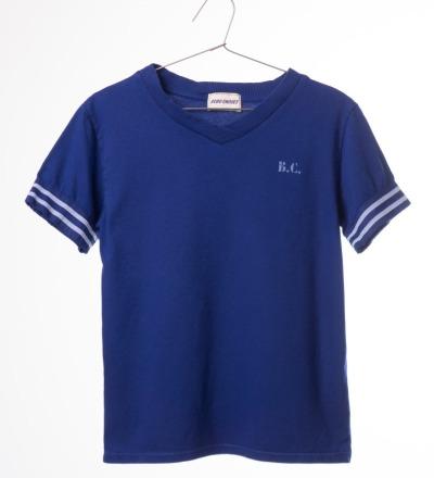 BC T-Shirt V Neck B.C. TEAM - bobo choses