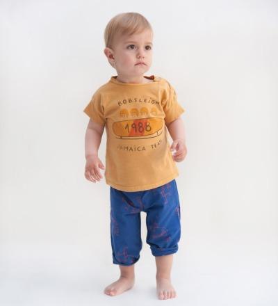 BC Baby T- Shirt Jamaica - bobo choses