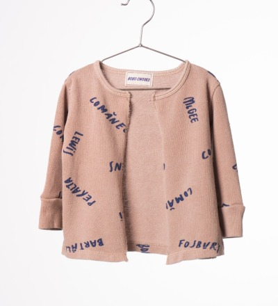 BC Baby Sweatshirt The Legends - bobo choses