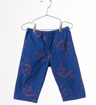 BC Flamingo Baby Trousers - bobo choses