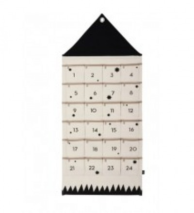 HOUSE CHRISTMAS CALENDAR von ferm LIVING