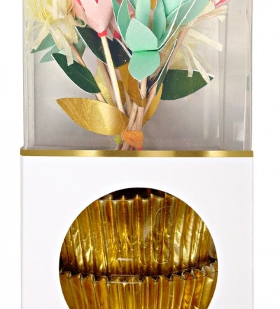 FLOWERS CUPCAKE KIT von Meri Meri