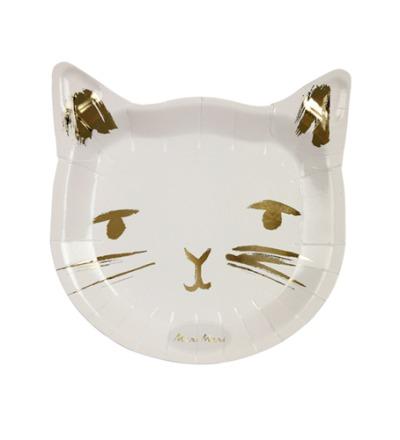 CAT PLATE - meri meri