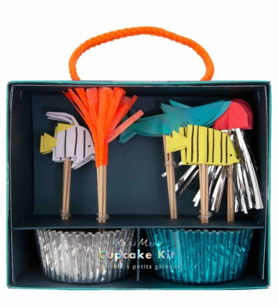 UNDER THE SEA CUPCAKE SET - meri meri