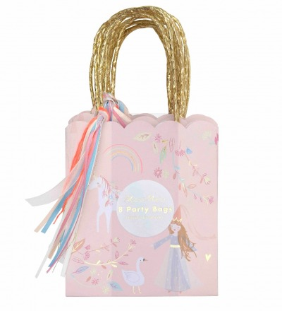 MAGICAL PRINCESS GESCHENKTÜTEN / PARTY BAGS - meri meri