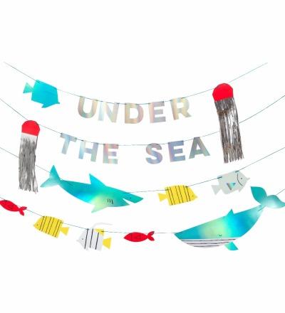 UNDER THE SEA GIRLANDE von Meri