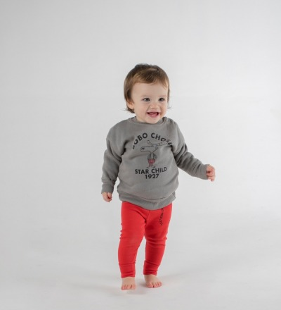 THE MOOSE SWEATSHIRT Baby von Bobo