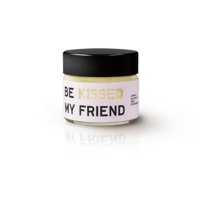 LIPBALM Zitronenmelisse/Zirbe 15ml - be soap my friend