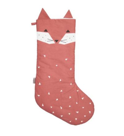 CHRISTMAS STOCKING FOX - Fabelab