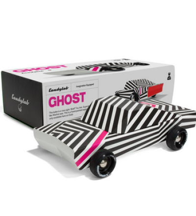 GHOST - VINTAGE HOLZ - MODELLAUTO - Candylab Toys