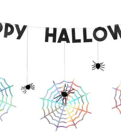 Party Girlande Happy Halloween von Meri Meri - Meri Meri