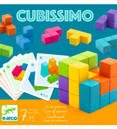Knobel- Spiel Cubissimo von Djeco Djeco