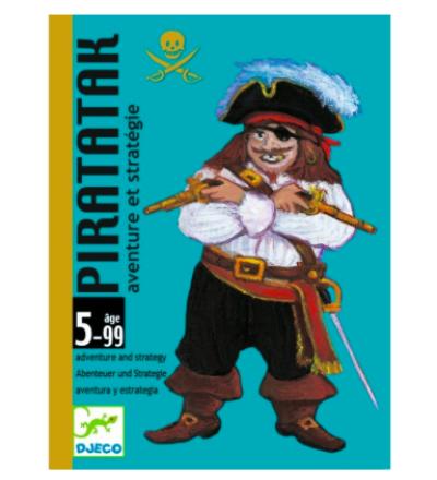 Kartenspiel Piratatak von Djeco - Djeco