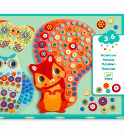 Mosaikbilder Millefiori von Djeco - Djeco