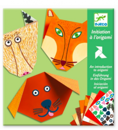Origami Tiere von Djeco - Djeco