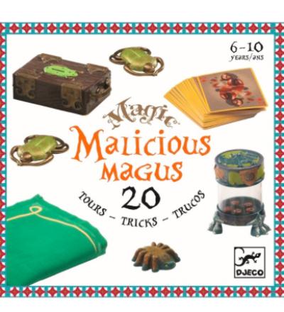 Zaubertricks Malicious Tricks von Djeco Djeco