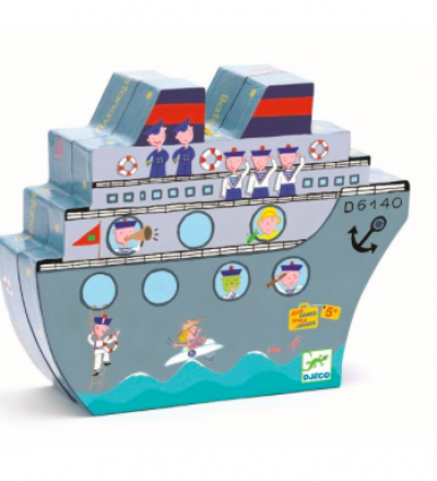 Spiel Schiffe versenken von Djeco Djeco