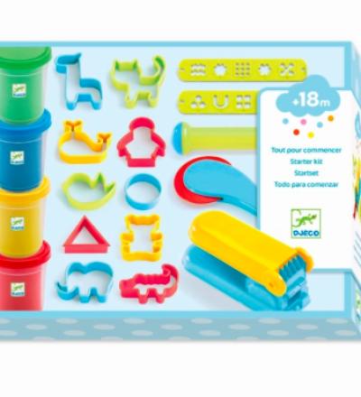 Knete Starter Set von Djeco Djeco