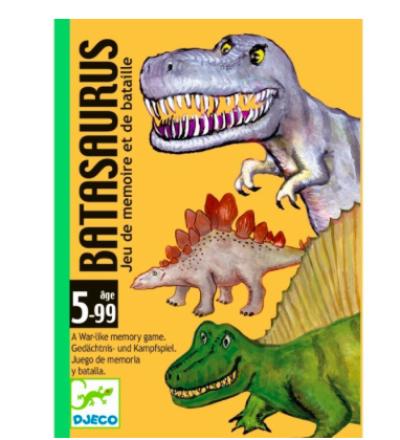 Kartenspiel Batasaurus von Djeco - Djeco