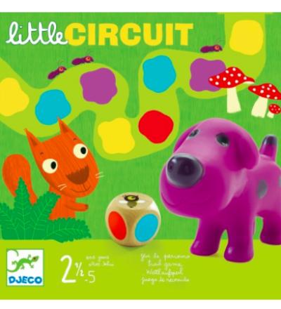 Erste Spiele Little Circuit Wettlauf-Spiel von