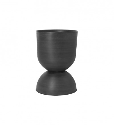 Hourglass Pot Large von ferm LIVING