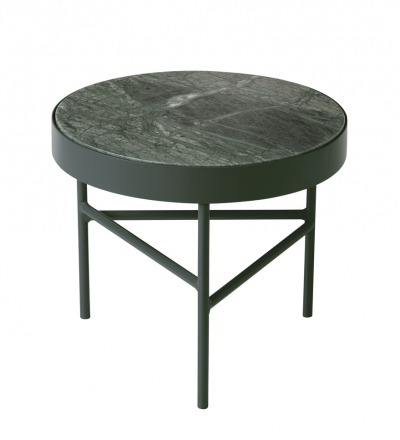 Ferm Living - Marble Table Green small