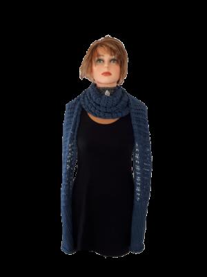 Ärmelschal Gerda der etwas andere Schal